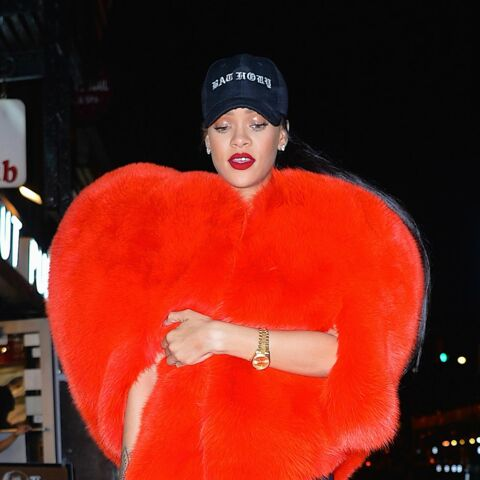 Rihanna, fashionista multi-récidiviste