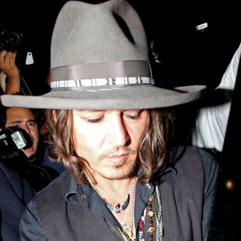 Johnny Depp reprend le goût de la fête grâce à …