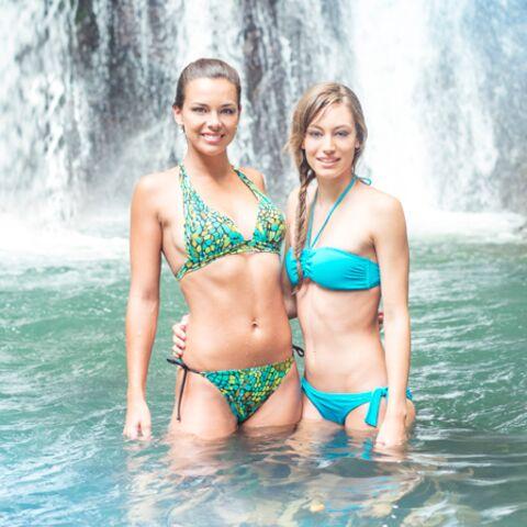 Exclu – Marine Lorphelin: «Ma petite sœur est un exemple pour moi»