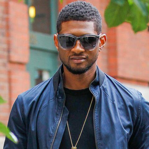 Usher: son fils sauvé de justesse!