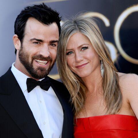 Jennifer Aniston et Justin Theroux, du tournage au mariage