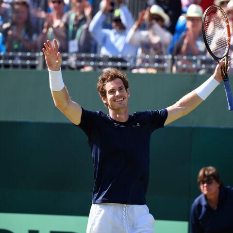 Andy Murray met le tennis au service des réfugiés