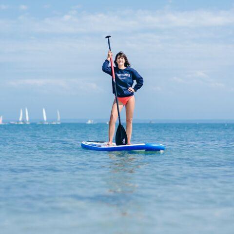 Rihanna, Lena Dunham, Estelle Denis: le paddle, c'est trop fun