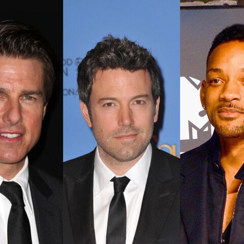 Tom Cruise, Will Smith, Ben Affleck: qui est le plus grand acteur?