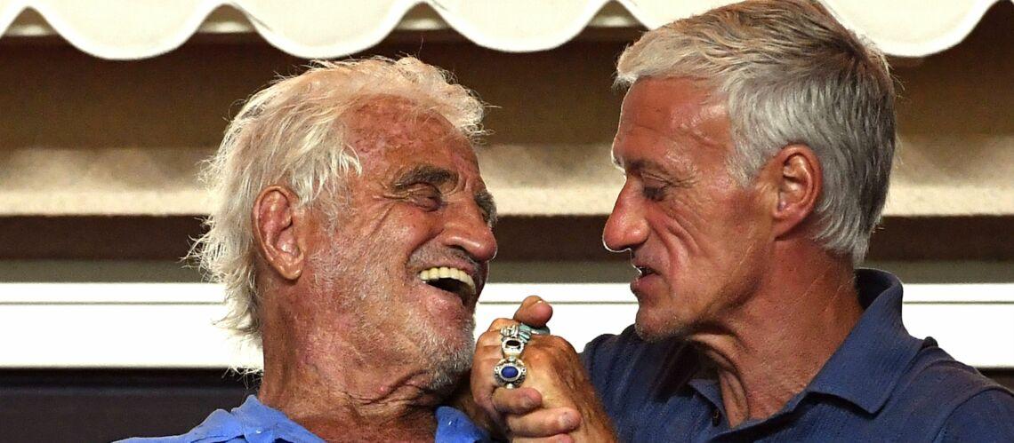 PHOTOS – Jean-Paul Belmondo, bronzé et souriant: Le «Magnifique» s'éclate à Monaco