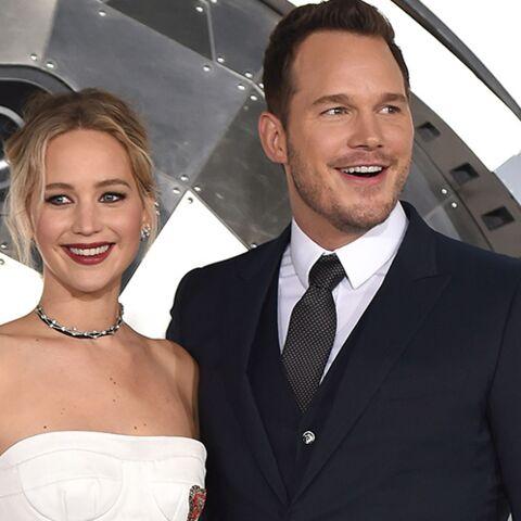 Jennifer Lawrence accusée d'avoir brisé le mariage de Chris Pratt et Anna Faris