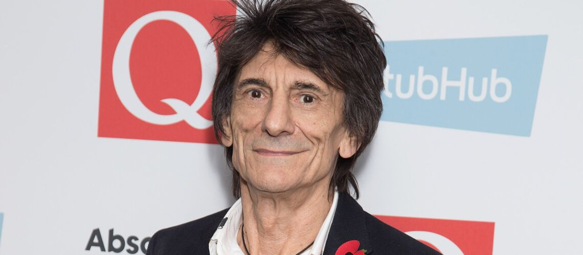 Ronnie Wood des Rolling Stones révèle avoir eu comme Johnny Hally­day un cancer du poumon
