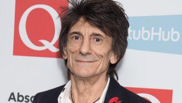 Ronnie Wood des Rolling Stones révèle avoir eu comme Johnny Hallyday un cancer du poumon