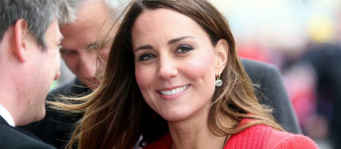 L'effrayante poupée Kate Middleton
