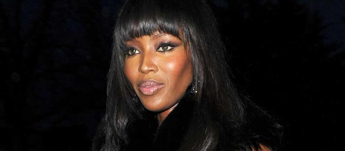 Naomi Campbell drague Michael Fassbender