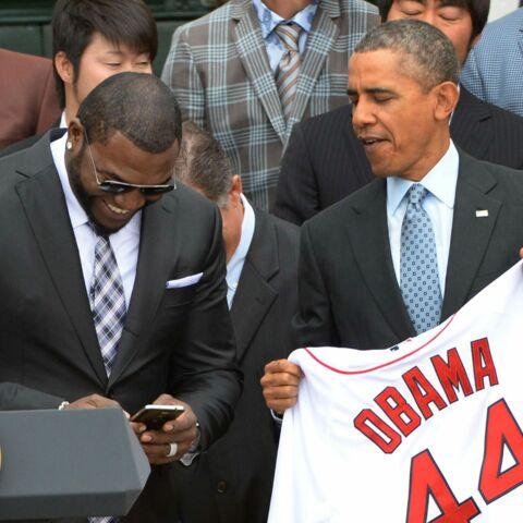 Selfie à la Maison Blanche: Barack Obama ne rigole plus
