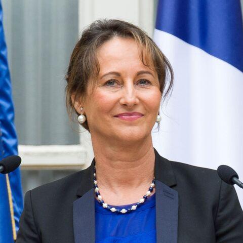 Photos- Ségolène Royal, les marches du pouvoir