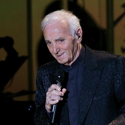 """Charles Aznavour: """"Si je ne travaille pas je meurs"""""""