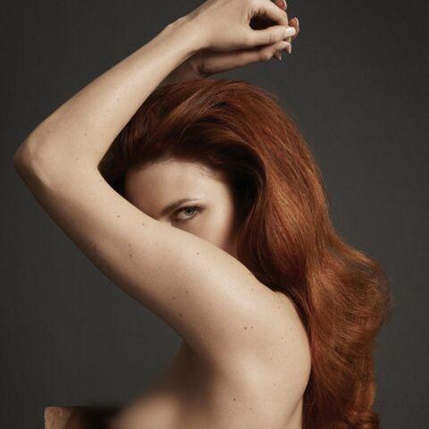 Elodie Frégé, belle toute nue