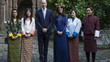 Kate et William: les coulisses de leur départ au Bhoutan