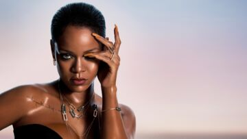 PHOTOS – Rihanna lance sa propre collection de bijoux avec Chopard