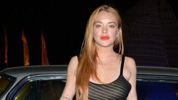 PHOTO – Lindsay Lohan surprise à la plage en Burkini