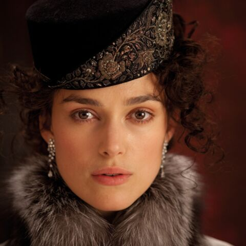 Keira Knightley: la plus belle amoureuse