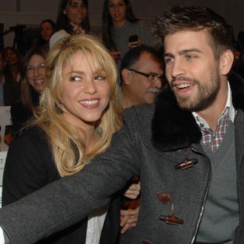 Gerard Piqué et Shakira nous présentent leur enfant