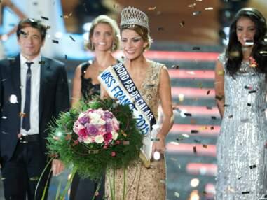 La soirée de Miss France 2015 en robes