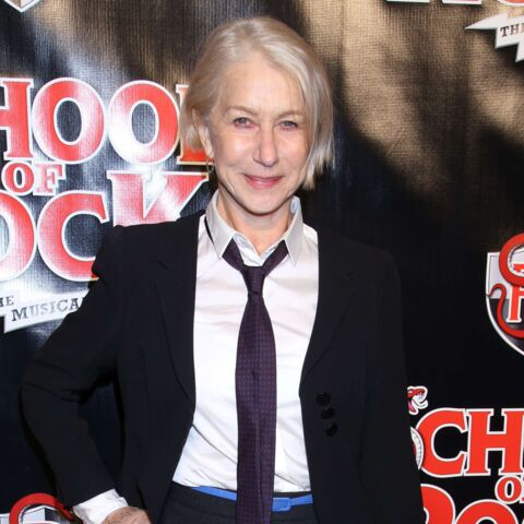 Helen Mirren, mamie rock