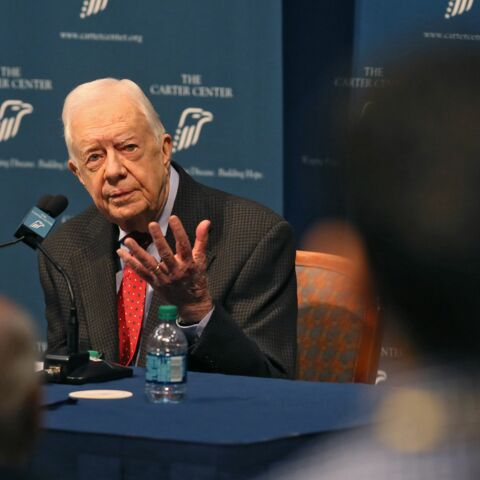 Jimmy Carter, un battant jusqu'au bout