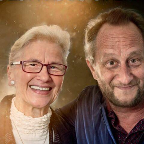 Benoît Poelvoorde en campagne avec sa mère
