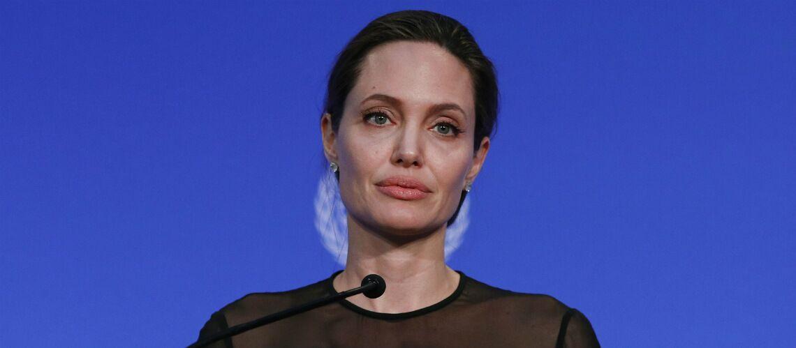 Angelina Jolie dément vouloir s'installer à Londres avec ses enfants