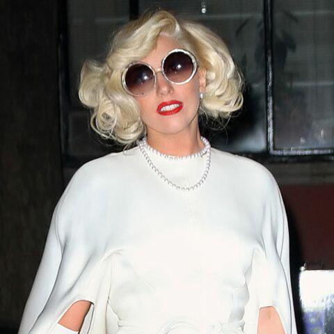 Lady Gaga, son concert dans un château