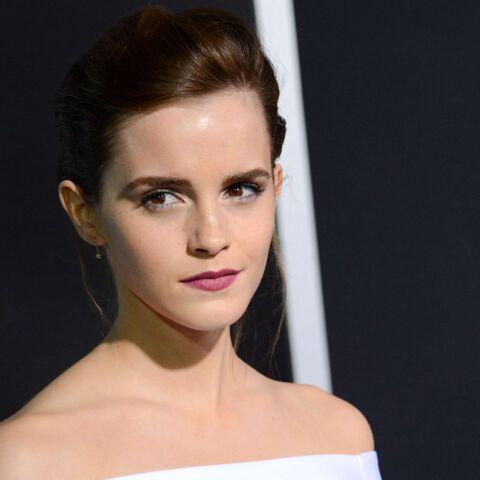 Emma Watson: «je suis timide et introvertie»
