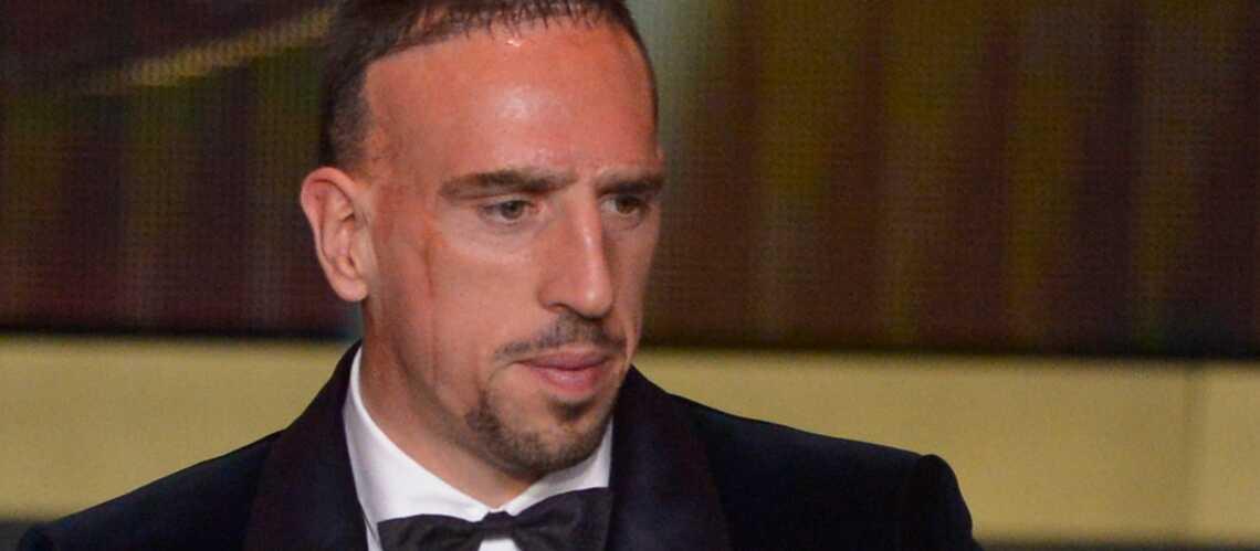 Franck Ribéry ne jouera pas la Coupe du Monde
