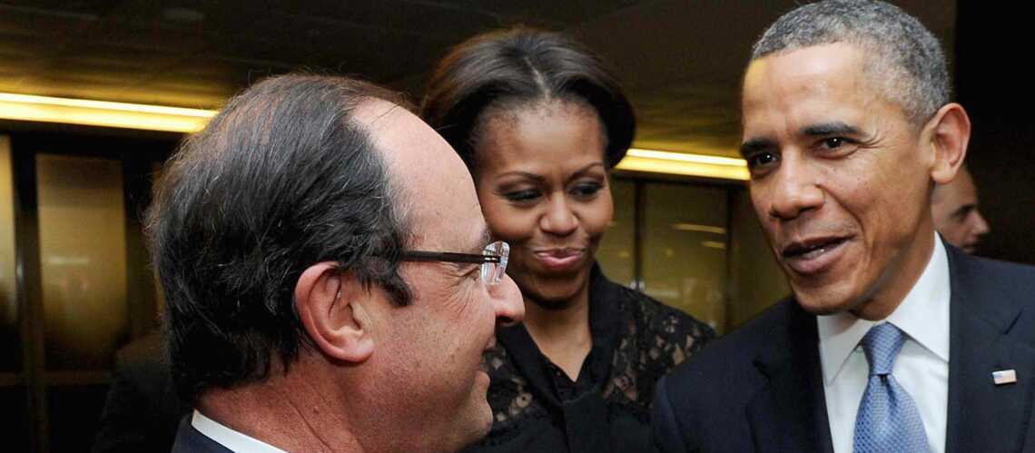 Quand Barack Obama parlait du scooter de François Hollande