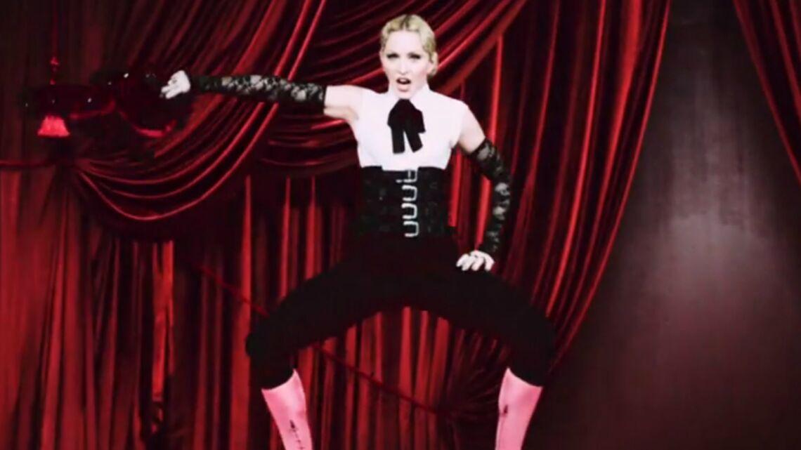 Madonna: sa corrida pour la paix