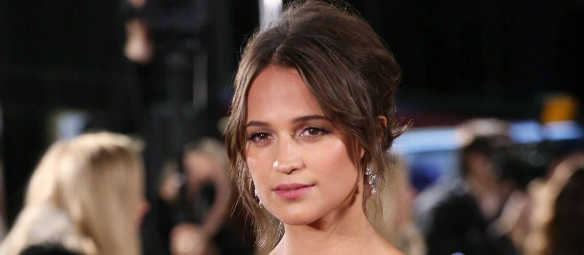PHOTOS – Qui est Alicia Vikander, l'actrice qui succède à Angelina Jolie dans le rôle de Lara Croft?