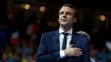 PHOTOS – Passation de pouvoir: Emmanuel Macron a payé son costume, découvrez son prix et sa marque