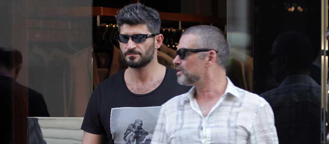 Mort de George Michael: Soupçonné, son petit ami Fadi Fawaz vient d'être innocenté par la police