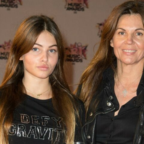 PHOTOS – Véronika Loubry et sa fille Thylane Blondeau, un amour infini