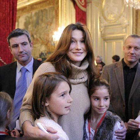 Carla Bruni-Sarkozy répond aux attaques de Marianne