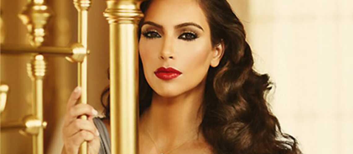 Kim Kardashian, ultra-glamour
