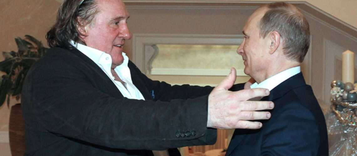 Gérard Depardieu: «la nation russe a besoin de quelqu'un comme Poutine»