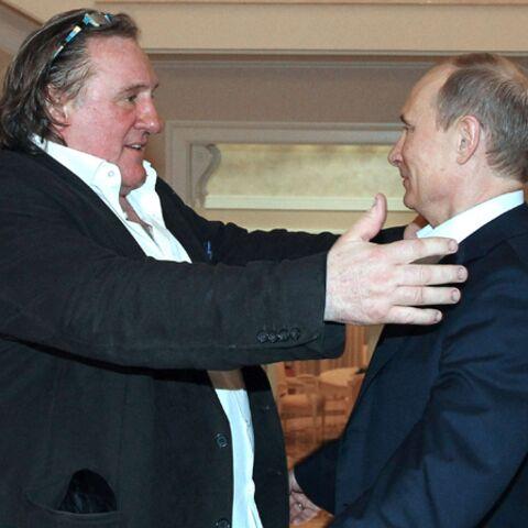Gérard Depardieu au pays des Soviets