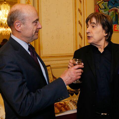 Serge Lama (le vrai) reçu par la ville de Bordeaux