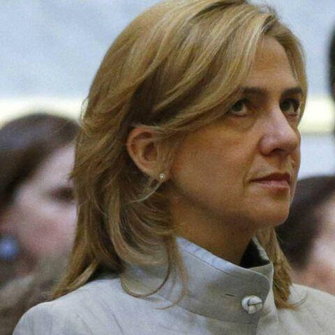 L'infante Cristina d'Espagne inculpée