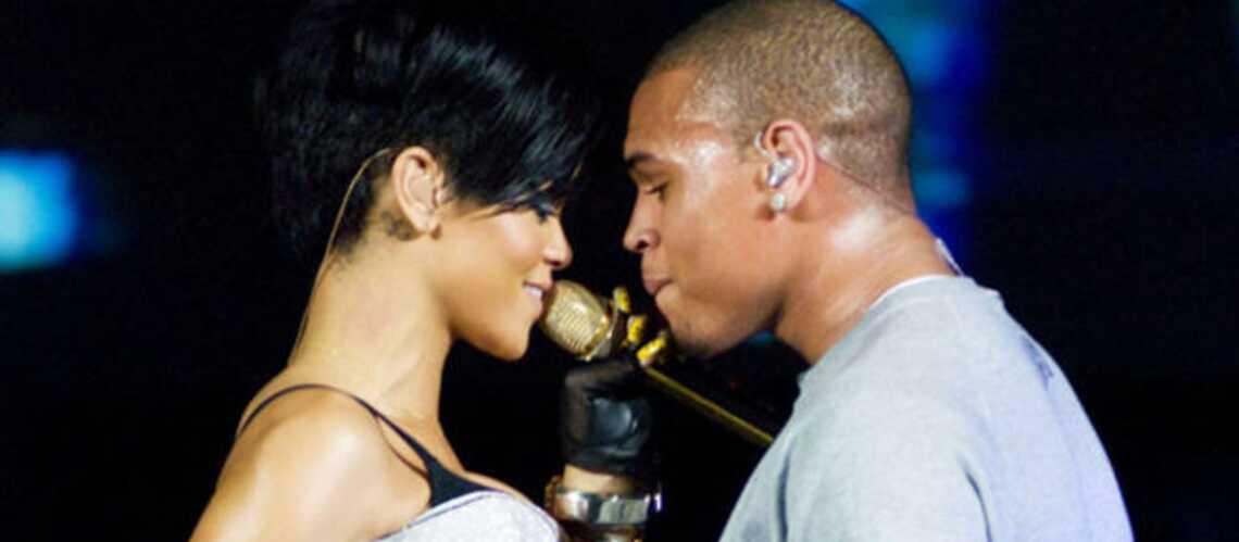Rihanna et Chris Brown, leur histoire part en fumée