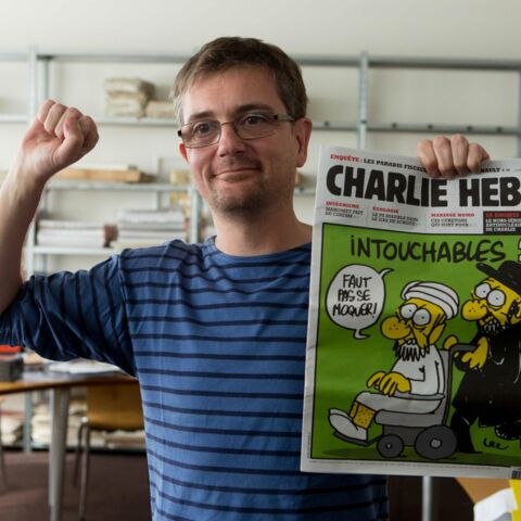 Charb l'impertinent