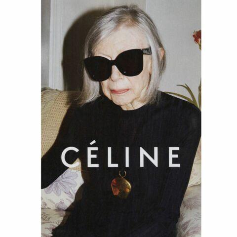 Joan Didion, mamie cool pour Céline