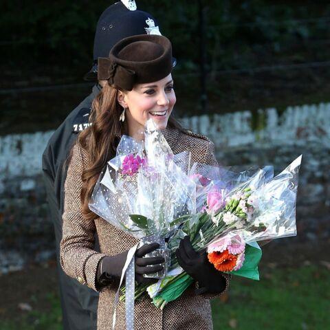 Princesse Kate, un planning chargé pour débuter 2015
