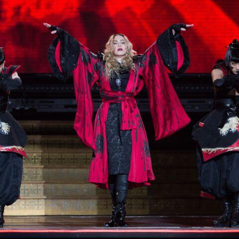 Madonna interdite aux moins de 18 ans