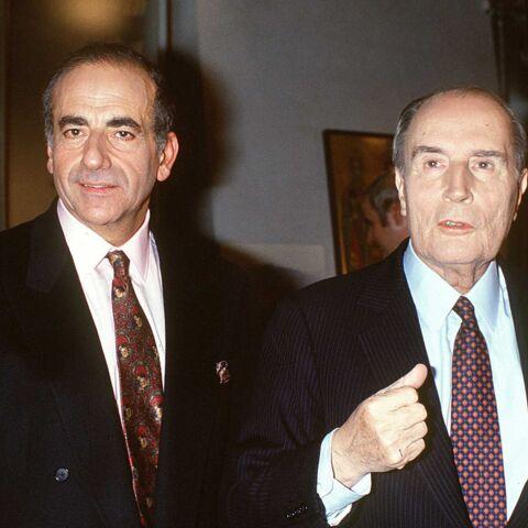 Jean-Pierre Elkabbach ressuscite François Mitterrand
