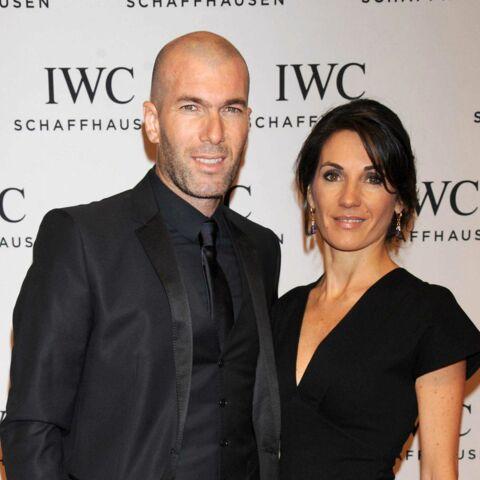 PHOTOS – Zinedine Zidane s'offre un voyage romantique en Russie avec son épouse